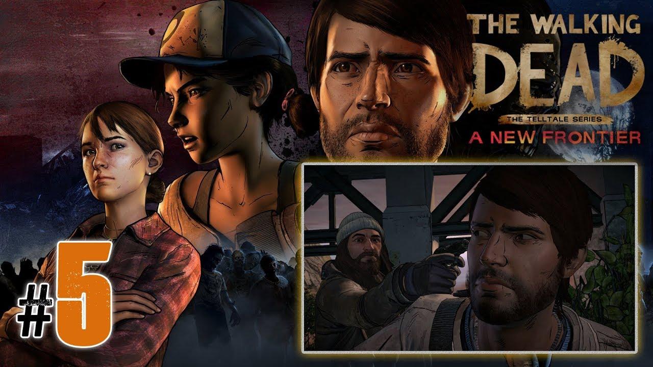 "Let's Play: The Walking Dead NF odc. 5 – Epizod II [2/2] – ""Jezus i tajemnica Clem"""