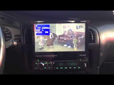 Antena Tv Para Autoestereo Youtube