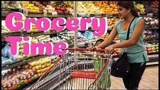 Grocery Time! - Mama Melai and Mela Bonding
