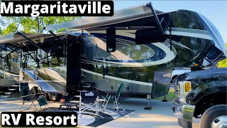 Camping at Margaritaville RV Resort/Lake Lanier Islands