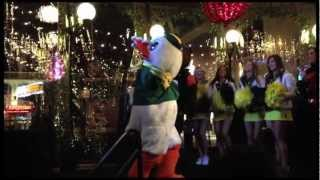 "Duck VS Beaver Dance off Gangnam Style ""The Civil War"""