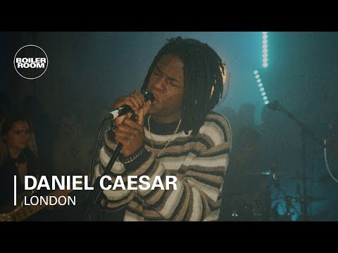 Daniel Caesar Boiler Room London Valentine's Day Special Live Set