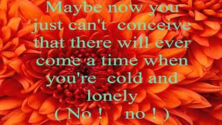 Mariah Carey Someday lyrics Original  song