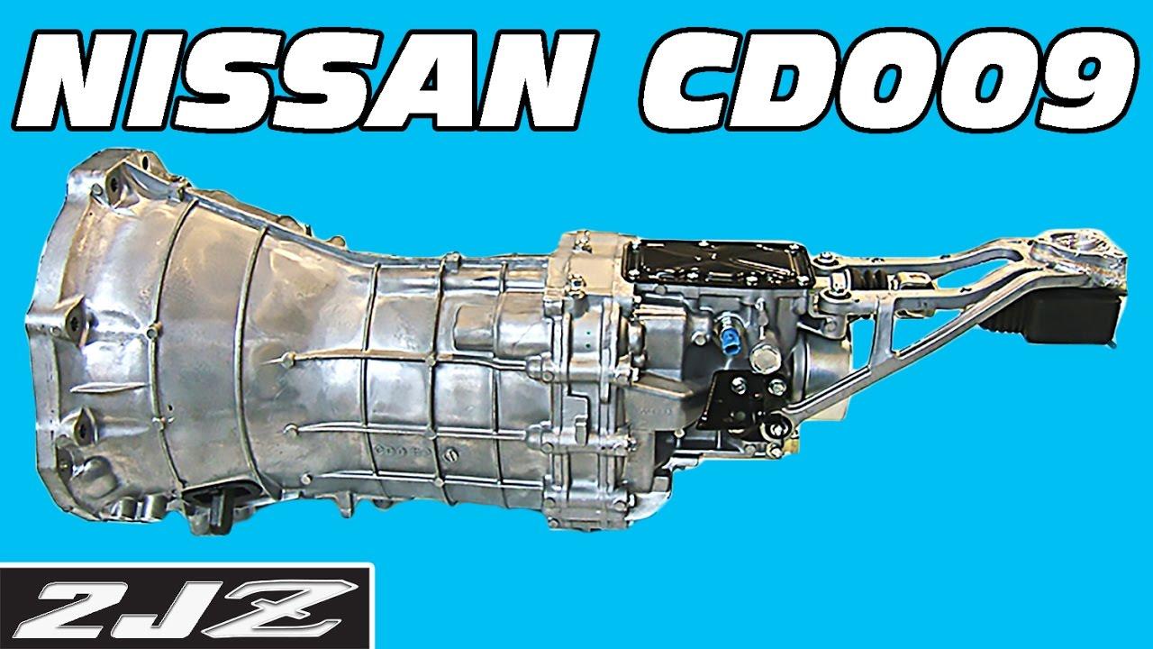 nissan manual transmission identification