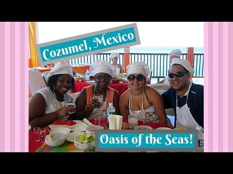 Cozumel, Mexico via Oasis of the Seas (Day 6)