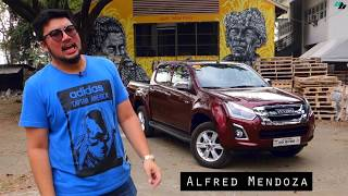Autobuyers - Alfred Mendoza - 2018 Isuzu Dmax 4x4 LS AT Bluepower - Car Lend Out
