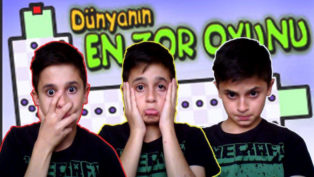 Dunyanin En Zor Oyunu Youtube