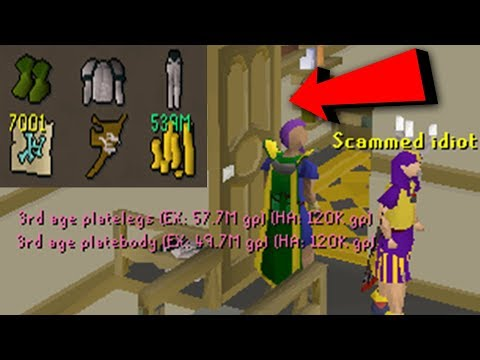 DON'T Fall For These Dangerous SCAMS (OSRS)