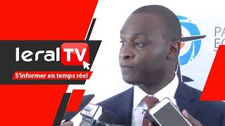 """Massaer Cissé, Dg Lekela: """"Avec ce parc éolien de Taïba Ndiaye, la Senelec va bénéficier de 50 MW..."""