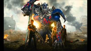 Transformers 4 Age of Extinction soundtrack - Leave planet earth alone 24 (Steve Jablonsky)