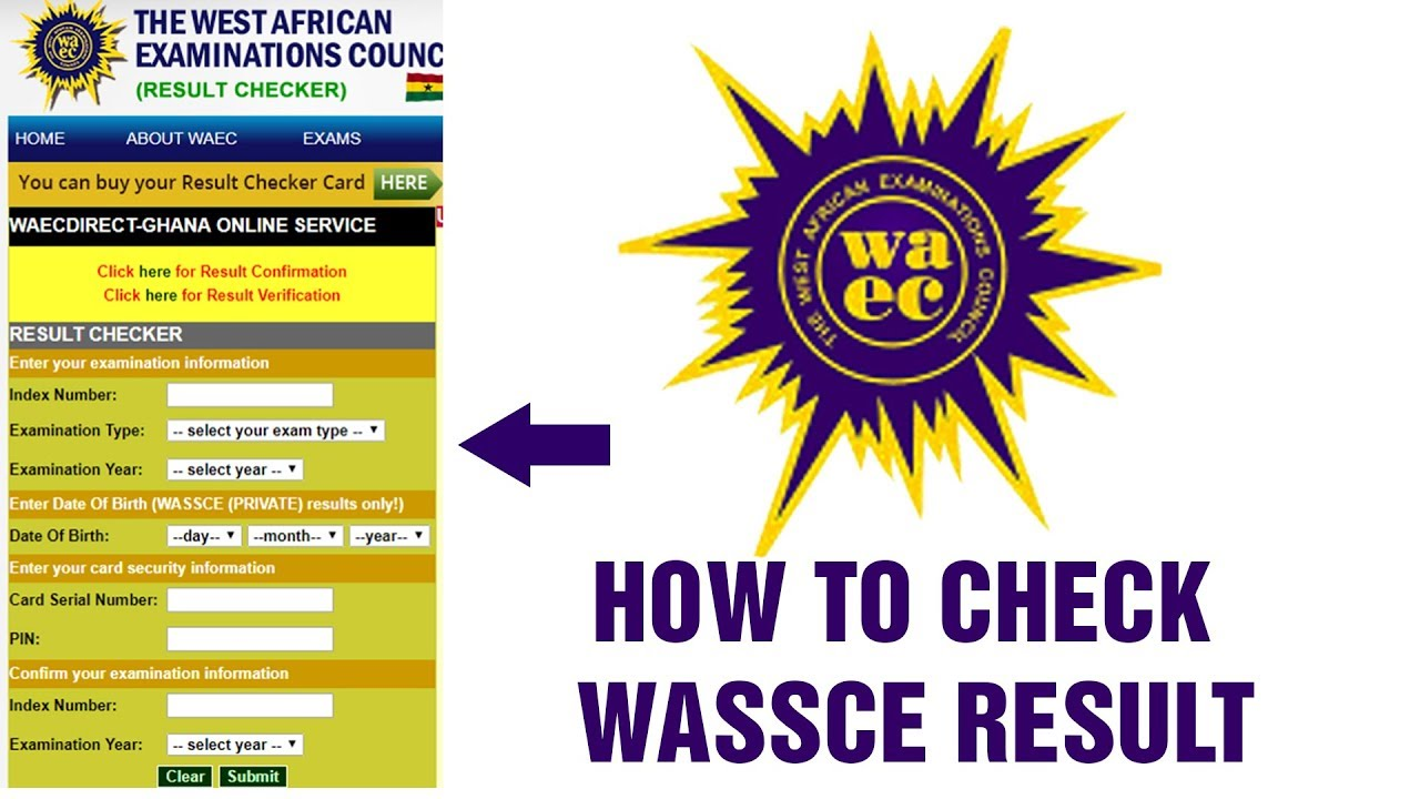WASSCE RESULTS RELEASED! How To Check WASSCE Results Online | All That You  Need To Know
