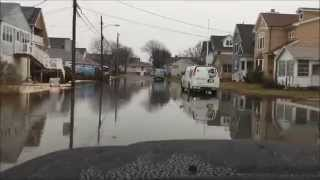Manasquan NJ Flooding After Superstorm Hurricane Sandy - The Raising of an Entire City