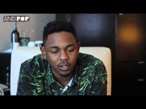 Kendrick Lamar on weed brownies | ANDPOP.com