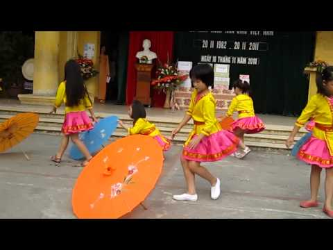 Truong Tieu Hoc Vu Xuan Thieu - Di Hoc (Top Mua)