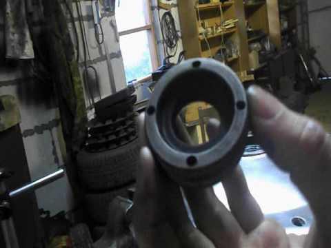 Реставрация колеса мотоцикла Днепр МТ. 2 Часть