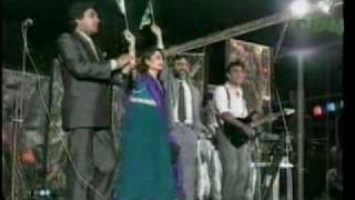 Dil Dil Pakistan - Live Performance on PTV on 14 August