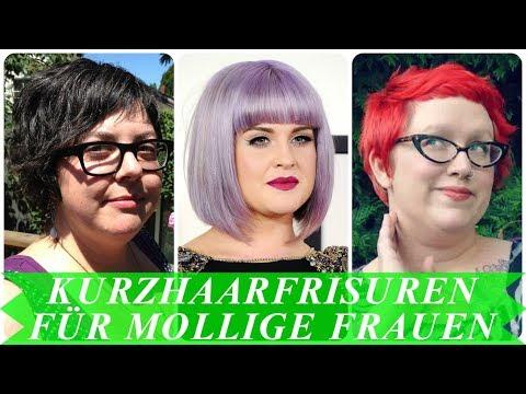 Aktuelle Kurzhaarfrisuren Fur Mollige Frauen