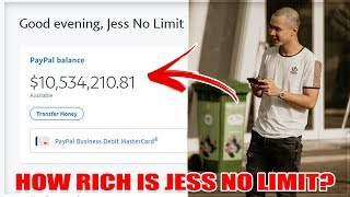THIS IS HOW MUCH MONEY JESS NO LIMIT HAS MADE FROM MOBILE LEGENDS