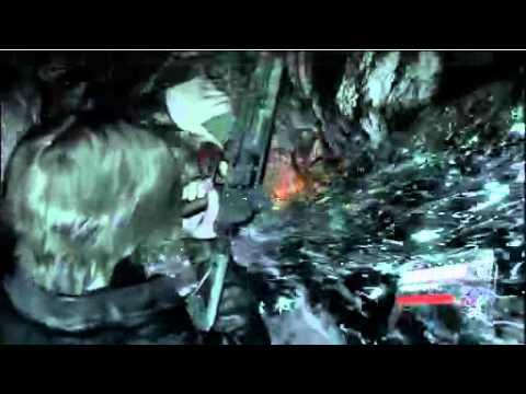 Resident Evil 6 - CO-OP w/gapethatass - Part 2