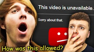 Shane Dawson's deleted videos leaked and they're awful