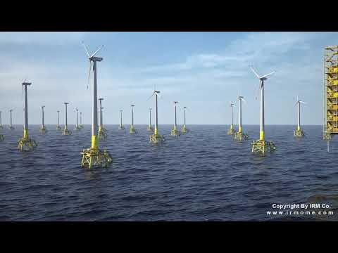 Offshore Wind Energy Foundation Jacket Pile Grippers and Grout Seals
