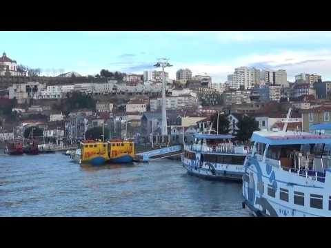 Porto, Portugal: a video tour
