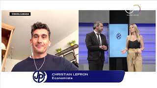 Christian Lepron: ¿Qué pasa con el dólar y el peso en Argentina?