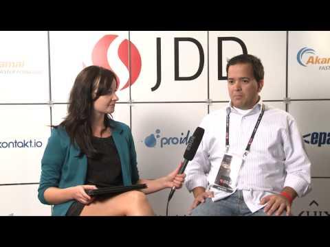 JDD 2014: Pablo Barros - Interview