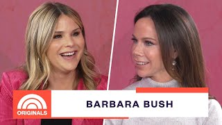 Barbara Bush Shares The Three Books She Recommends Everyone Reads | Today Original Video