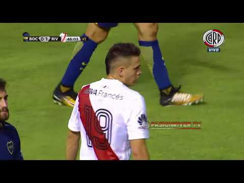 River Plate vs Boca Juniors (1-0) Torne De Verano 2018 - Resumen FULL HD