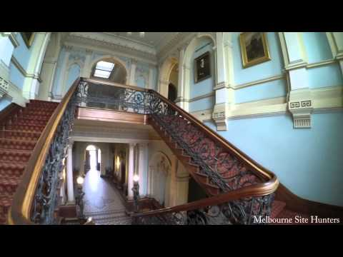 Werribee Mansion - Garden & Building Tour