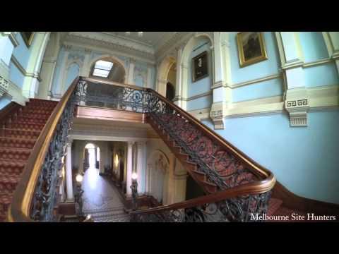Werribee Mansion - Garden & Building Tour
