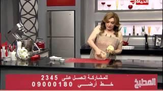 """برنامج المطبخ – كعك القدس """" السميط """" – الشيف آية حسني – Al-matbkh"""