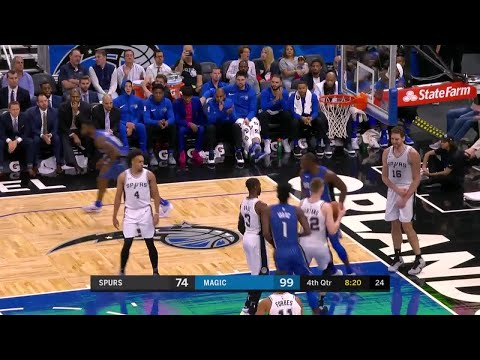 Jonathon Simmons (17 points) Game Highlights vs. San Antonio Spurs