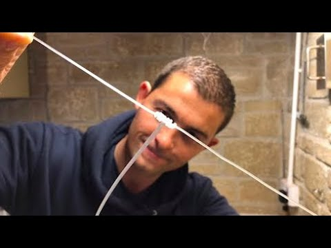 How To Tie Fishing Knots - Blood Loop And Twisted Boom Blood Loop