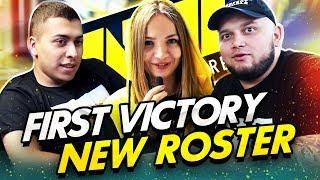 Первая победа нового состава NAVI Dota 2