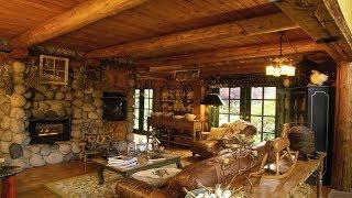 Farmhouse Living Room Decorating & Vintage Style Decor Ideas