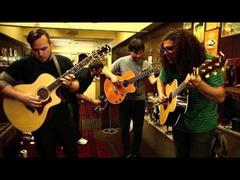 Coheed and Cambria - Mother Superior (Nervous Energies session)