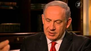 Биньямин Нетаньяху в гостях у Владимира Познера