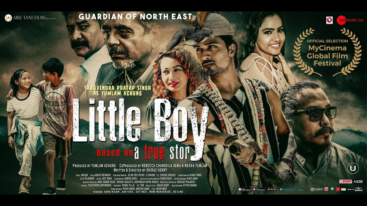 Little Boy New Hindi Movie Promo Youtube