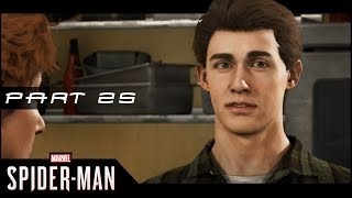 These People Need Help - Part 25 - 🕷️ Spiderman PS4 Pro - Gameplay Let's Play (Spider-Man)