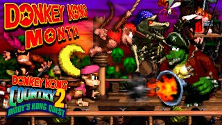 Avenging my Youth: Donkey Kong Country 2