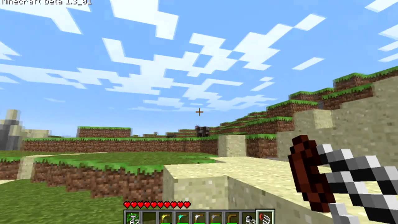 Minecraft Extended Crafting