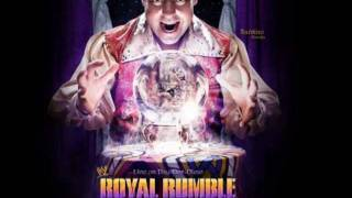 WWE Royal Rumble 2012 Theme Song Switchfoot - Dark Horses