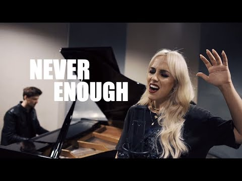 Never Enough The Greatest Showman Cover By Kimberly Fransens