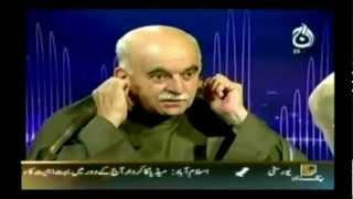 Mehmood Khan Achakzai on Imran Khan and Tahir Ul Qadri