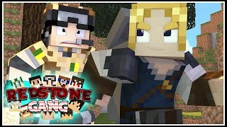 FOREVER PLAYER me ROUBOU?! - REDSTONE GANG #17
