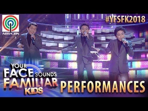 Your Face Sounds Familiar Kids 2018: TNT Boys as Apo Hiking   Mahirap Magmahal Ng Syota Ng Iba