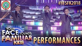 Your Face Sounds Familiar Kids 2018: TNT Boys as Apo Hiking | Mahirap Magmahal Ng Syota Ng Iba