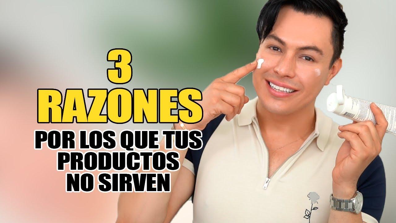 3 Razones Por Las Cuales Tus Productos De Skincare NO Están Funcionando #shorts